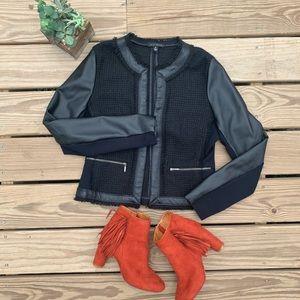 Willi Smith Leather Jacket